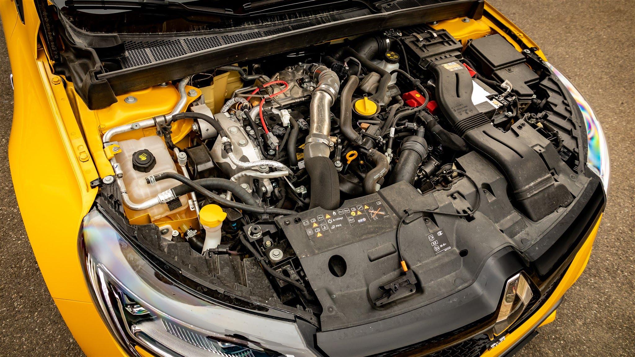 Motor Renault Megane RS300 Trophy 2019