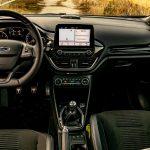 Interior Ford Fiesta ST 2019 1.5 EcoBoost 200 CP M6