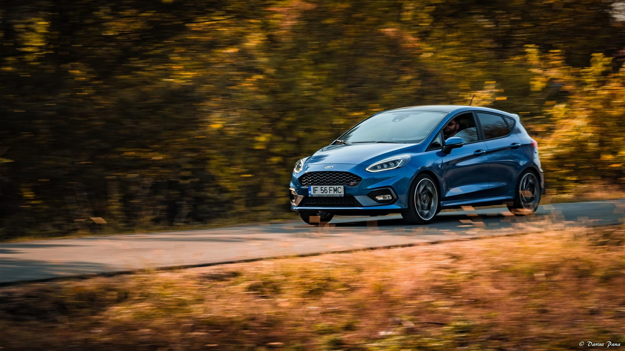 Ford Fiesta ST 2019 1.5 EcoBoost 200 CP M6