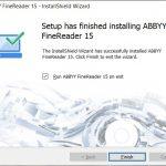 Instalare si activare ABBYY FineReader 15