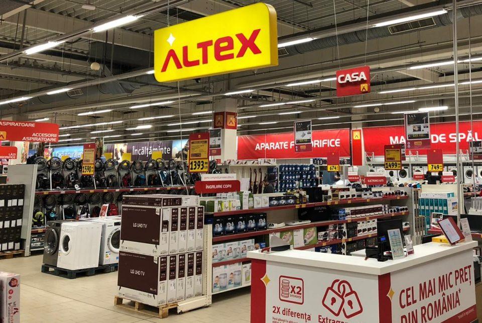 Proprietarul Altex va cumpăra Despec, unul dintre cei mai importanţi distribuitori IT&C din România