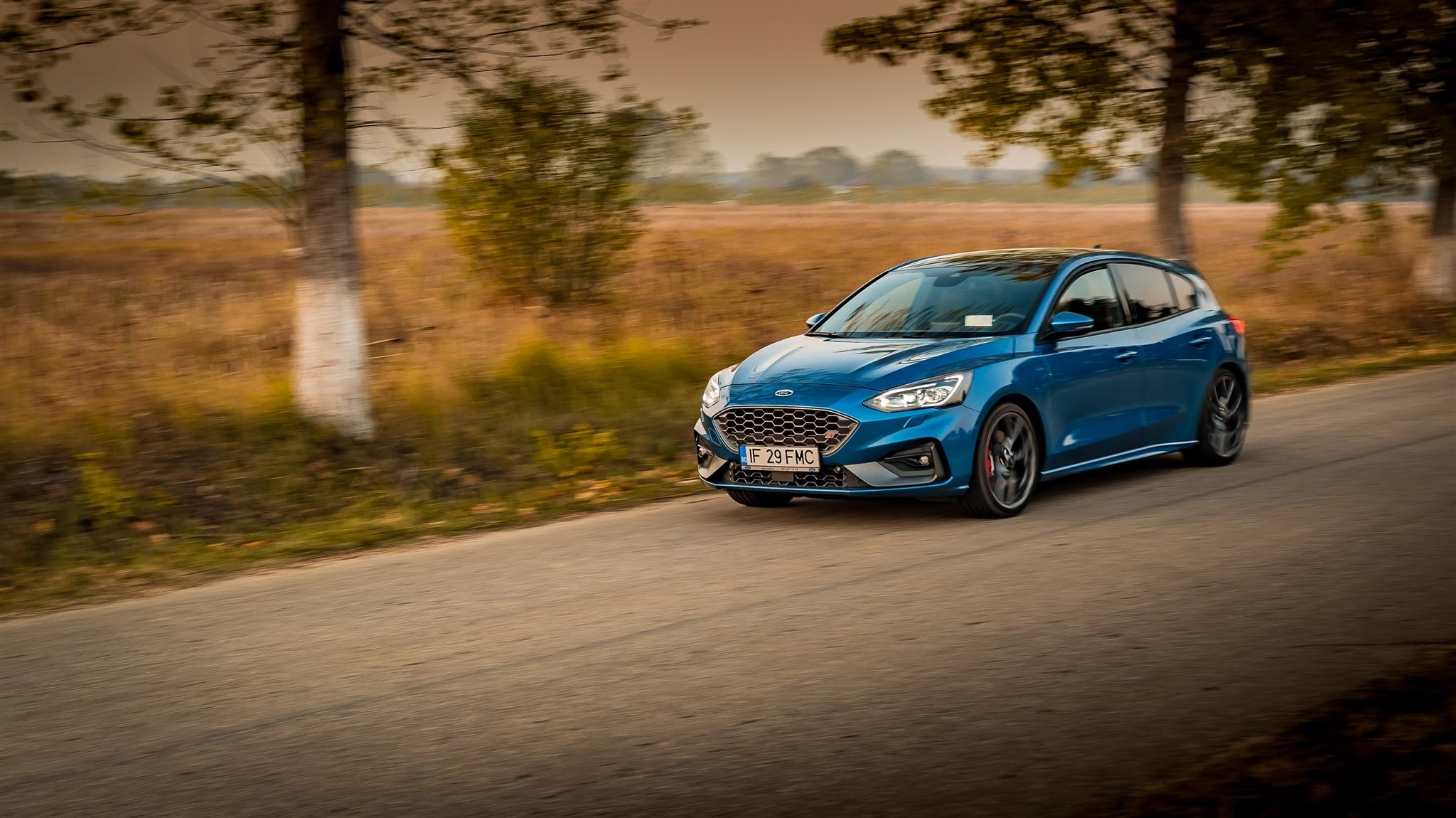 Ford Focus ST 2019 2.3 EcoBoost 280 CP M6