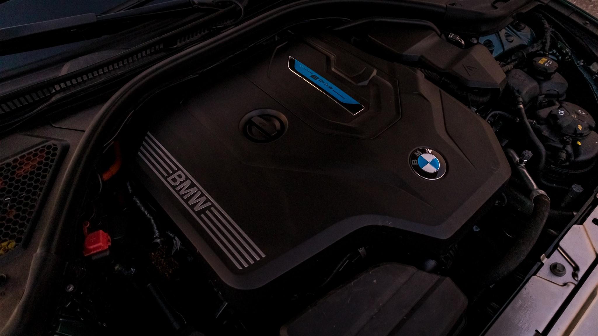 Motor BMW 330e 2019