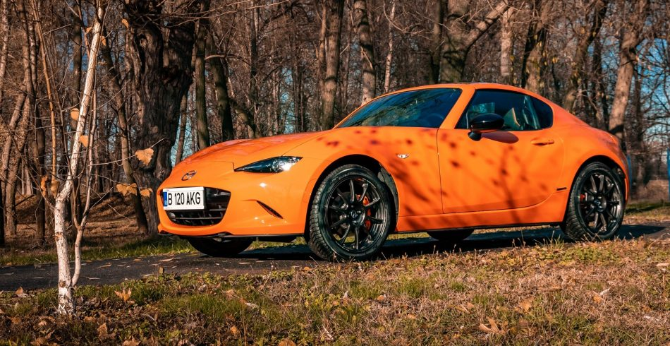 Mazda MX-5 RF 30th Anniversary