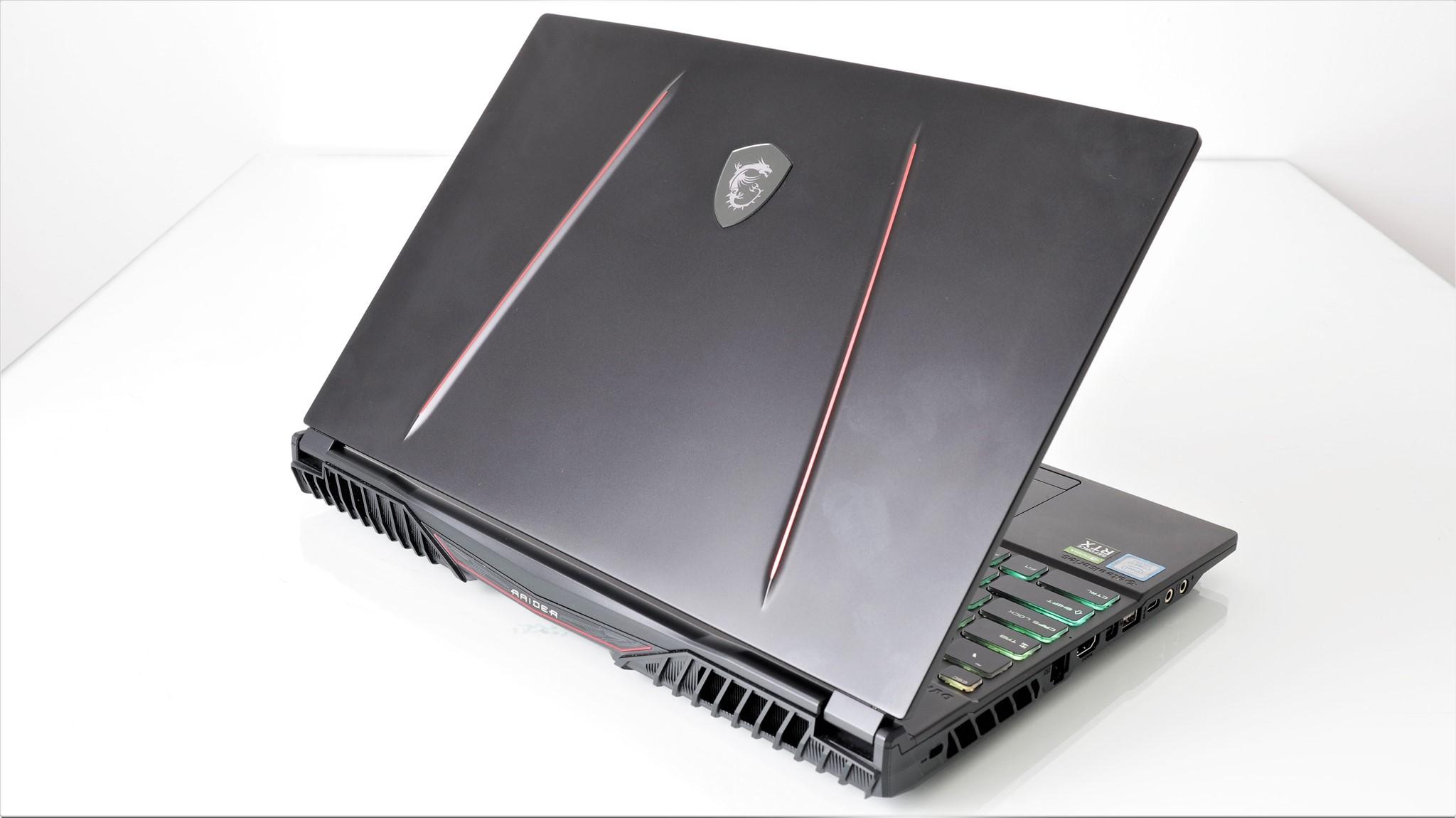 Notebook gaming MSI GE65 Raider 9SE