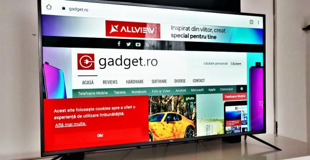Televizor Gazer TV49-US2