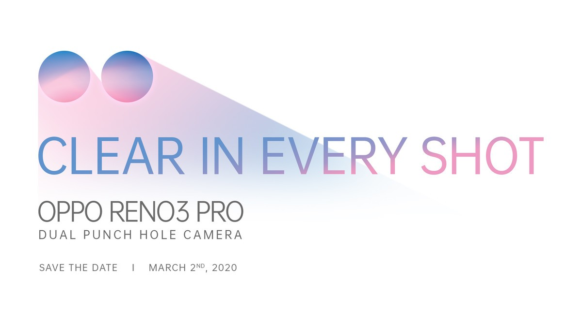 Eveniment lansare India Oppo Reno 3 Pro