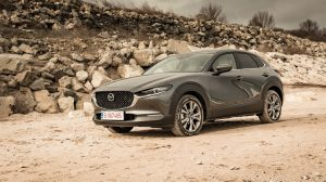 Mazda CX-30 2019 Skyactiv-X AWD AT6