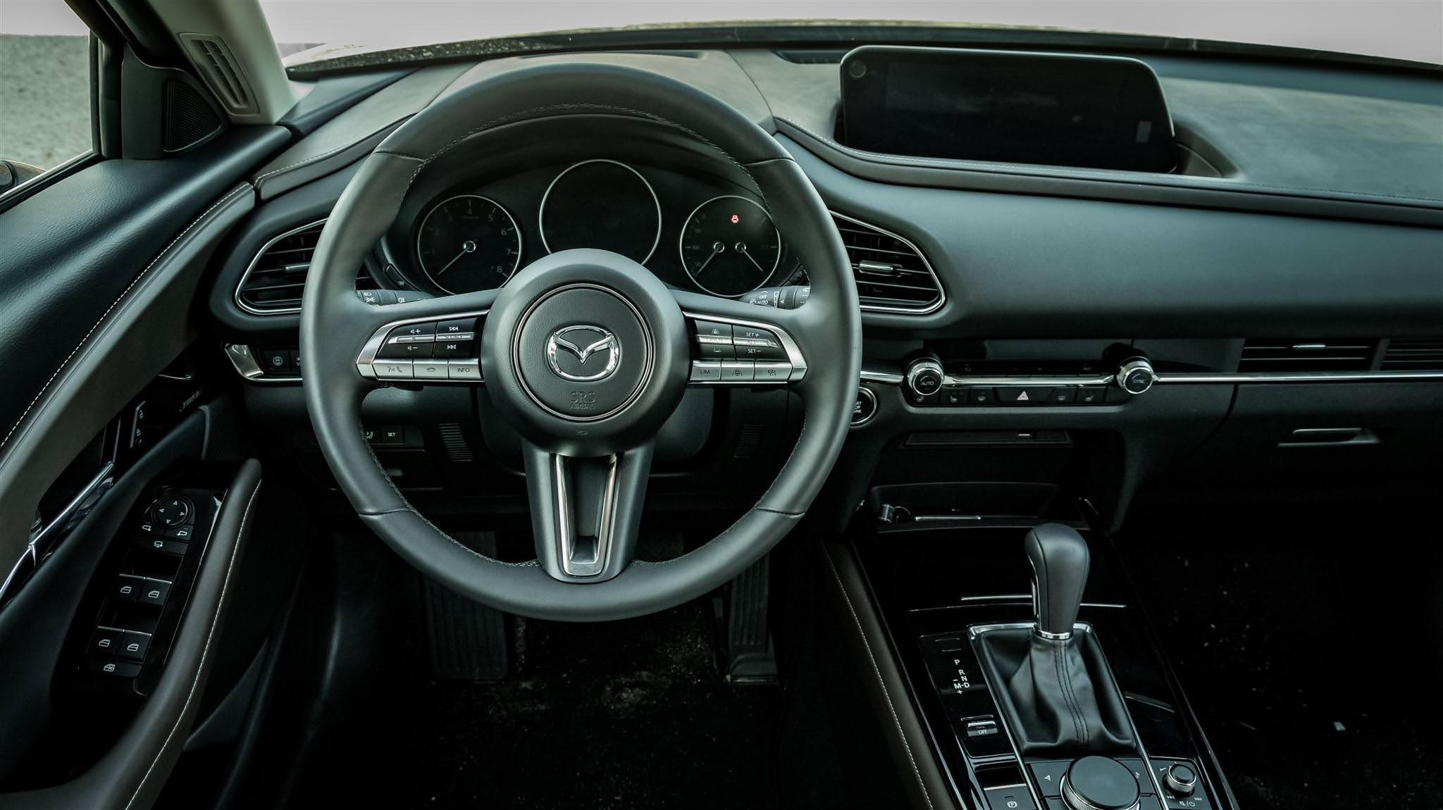Interior Mazda CX-30 2019 Skyactiv-X AWD AT6
