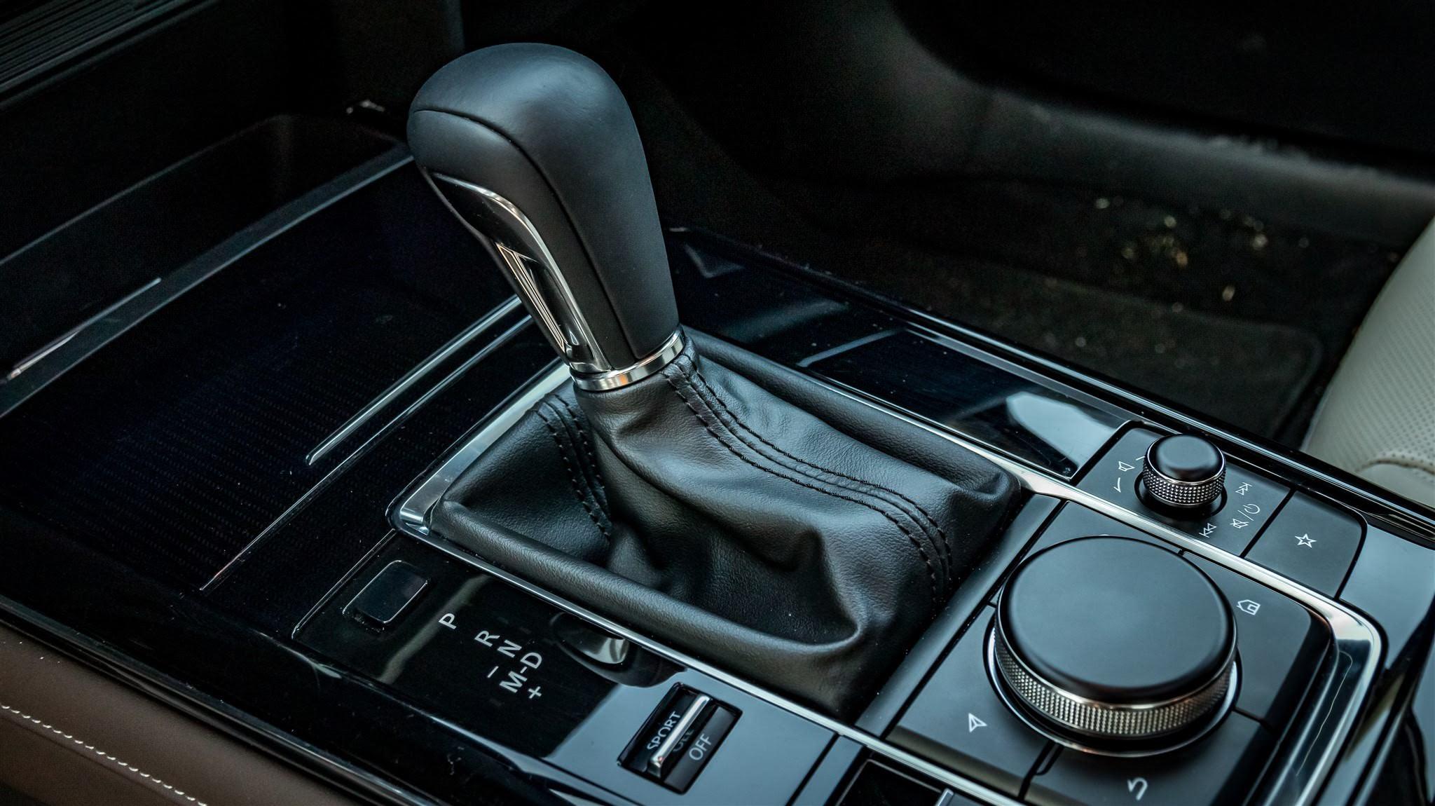 Cutie automata Mazda CX-30 2019 Skyactiv-X AWD AT6