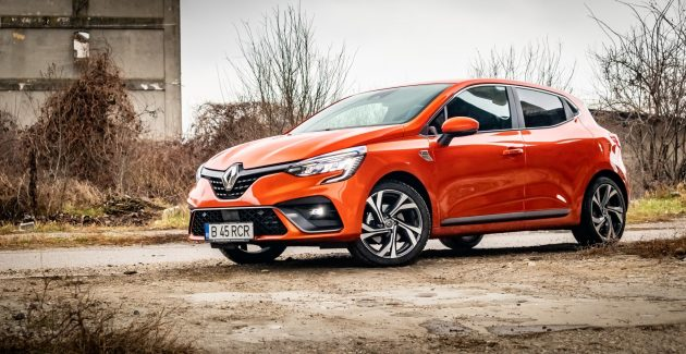 Renault Clio RS Line 2020 1.3 TCe EDC7