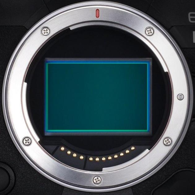 Senzor Canon EOS R5