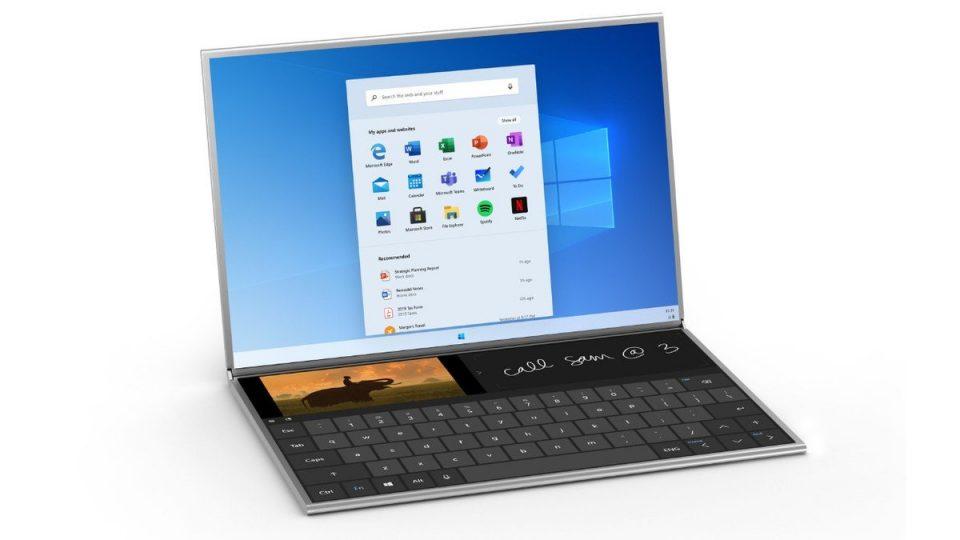 Windows 10X va debuta pe dispozitivele cu un singur ecran