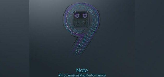 Anunt lansare Xiaomi Redmi Note 9