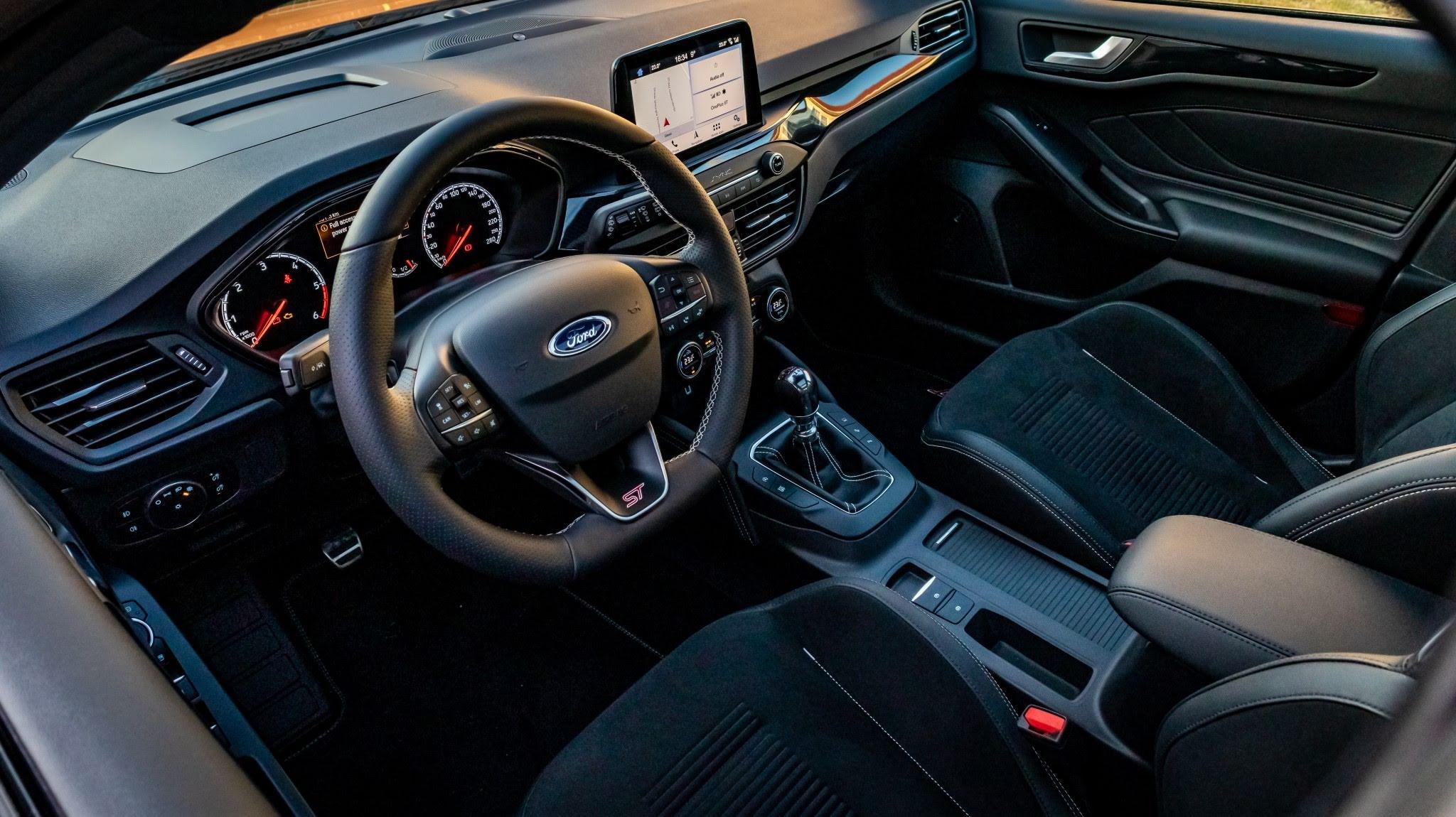 Ford Focus ST 2019 2.0 EcoBlue 190 CP M6