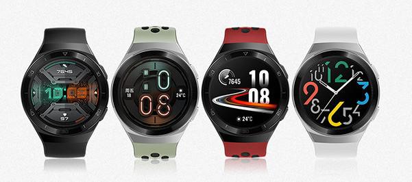 Huawei Watch GT2e – smartwatch cu display AMOLED de 1.39 inci şi autonomie de până la 2 săptămâni