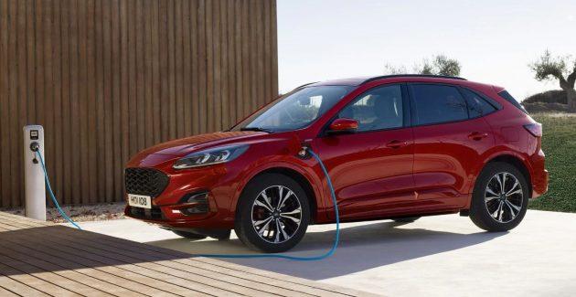 Lansare noul Ford Kuga 2020