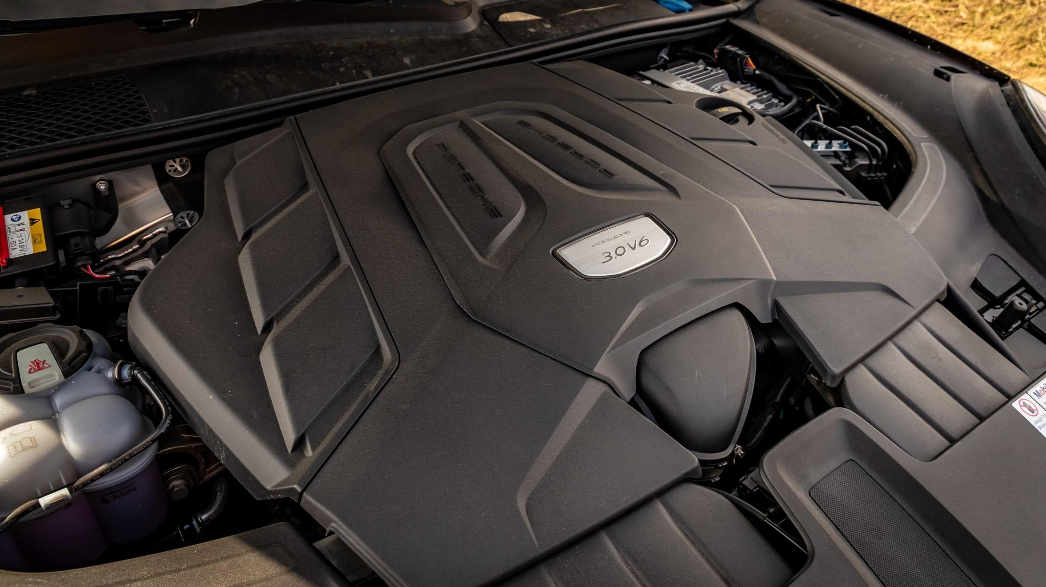Motor Porsche Cayenne Coupe 2020