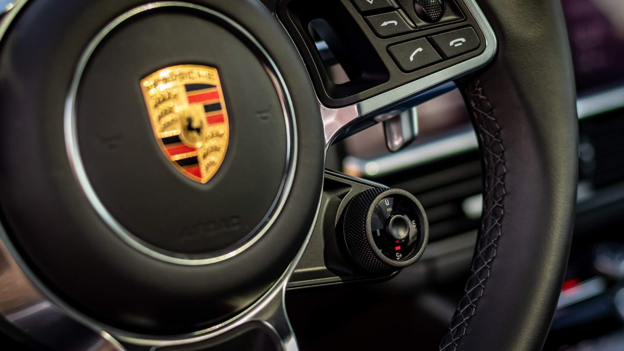 Porsche Cayenne Coupe 2020