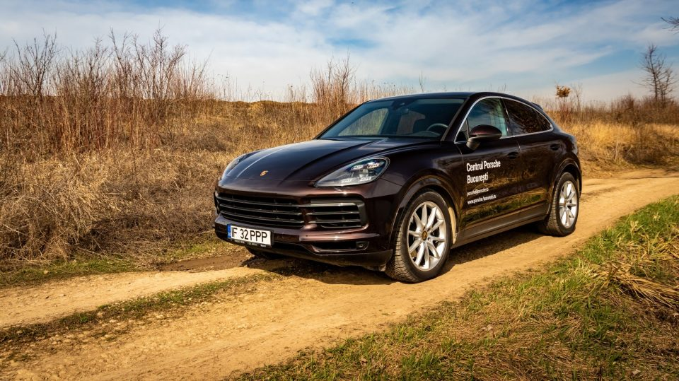 Porsche Cayenne Coupe 2020 – review