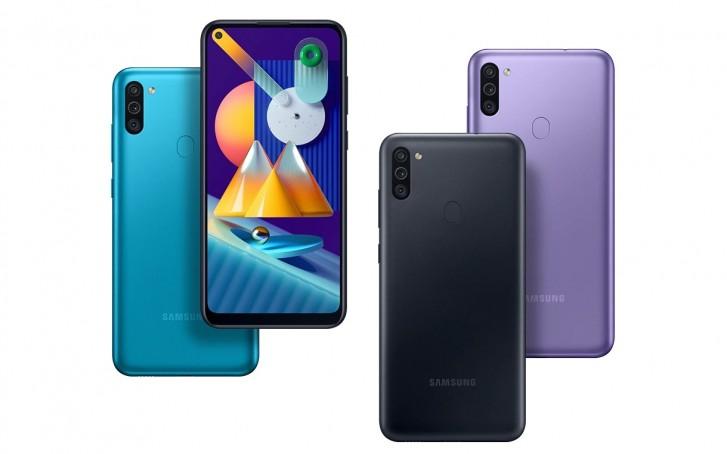 Samsung Galaxy M11 – smartphone de buget cu baterie de 5000 mAh şi cameră foto triplă