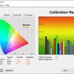 Test mod Rec.709 monitor BenQ EX2780Q