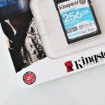 Card memorie SDXC Kingston Canvas Go! Plus 256 GB