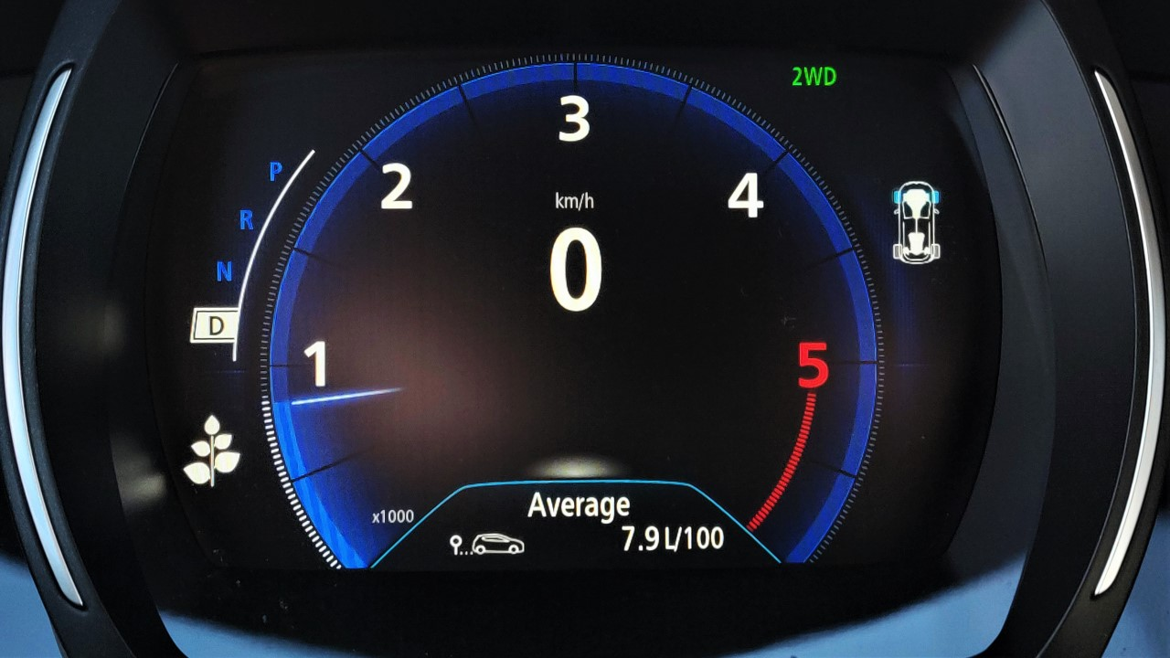 Consum Renault Koleos 2020 2.0 Blue dCi 190 CP 4WD X-Tronic
