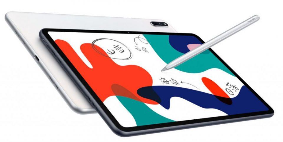 Huawei MatePad – tabletă cu display de 10.4 inci, până la 6 GB RAM şi suport pentru stylus