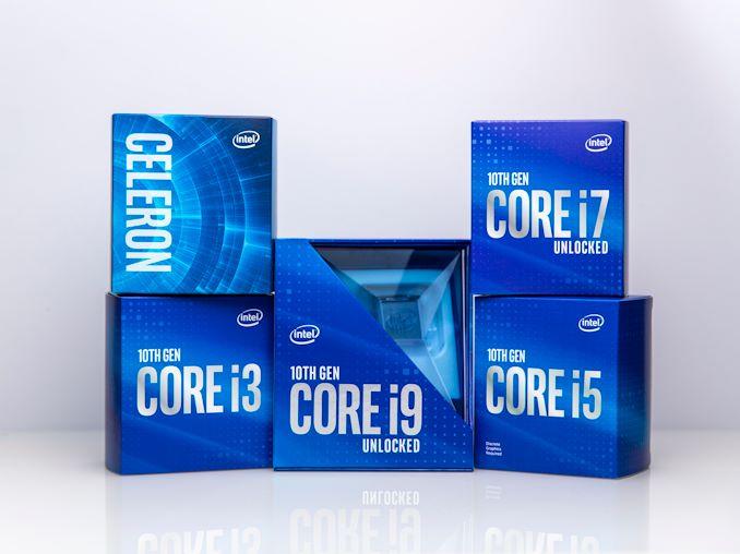 Intel 10th Comet Lake i9-10900K – 10 nuclee și frecvență de până la 5.3 GHz