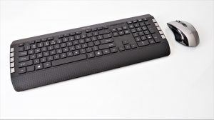 Kit wireless tastatura si mouse Trust Tecla 2