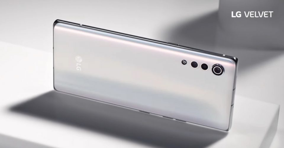 LG Velvet sau cum arată noua generaţie de smartphone-uri LG