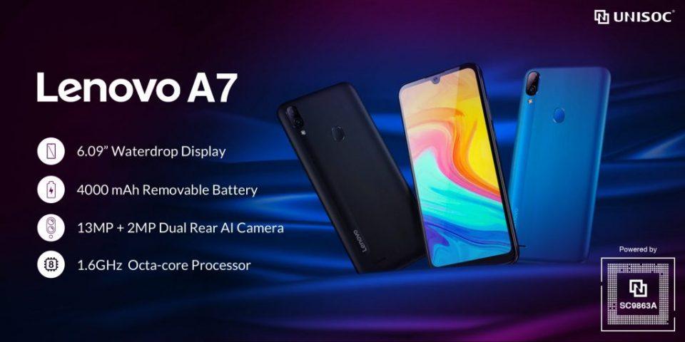 Lenovo A7 – telefon entry-level cu cameră foto duală şi baterie de 4000 mAh