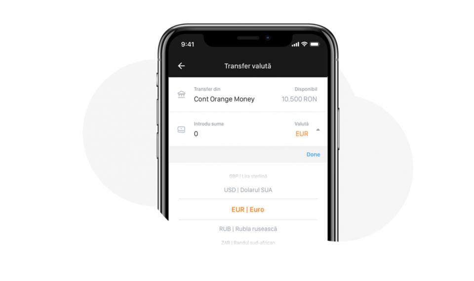 Cum poți face transferuri valutare prin Orange Money la un curs avantajos, fără comision