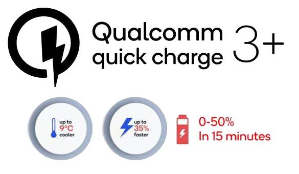 Qualcomm Quick Charge 3 Plus – tehnologie de încărcare rapidă pentru device-uri mid-range