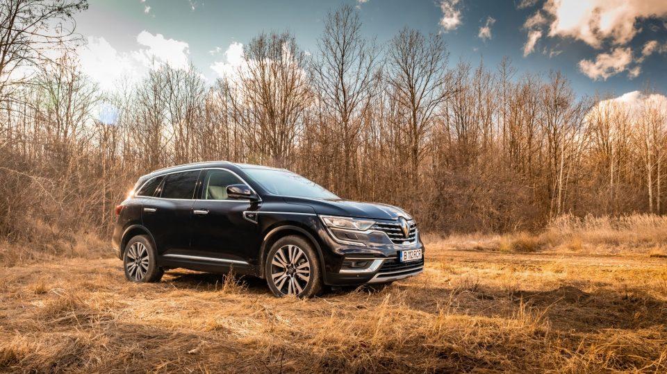 Renault Koleos 2020 Initiale Paris 2.0 Blue dCi 190 CP X-Tronic 4WD – review