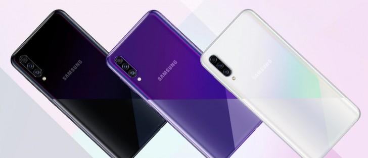 Samsung Galaxy A30s a primit update la One UI 2.0 bazat pe Android 10