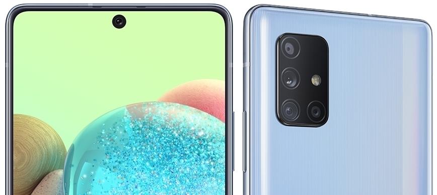 Samsung Galaxy A51 5G şi A71 5G – smartphone-uri mid-range compatibile cu tehnologia 5G