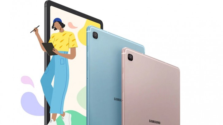 Tableta Samsung Galaxy Tab S6 Lite a fost lansată oficial (în sfârşit)