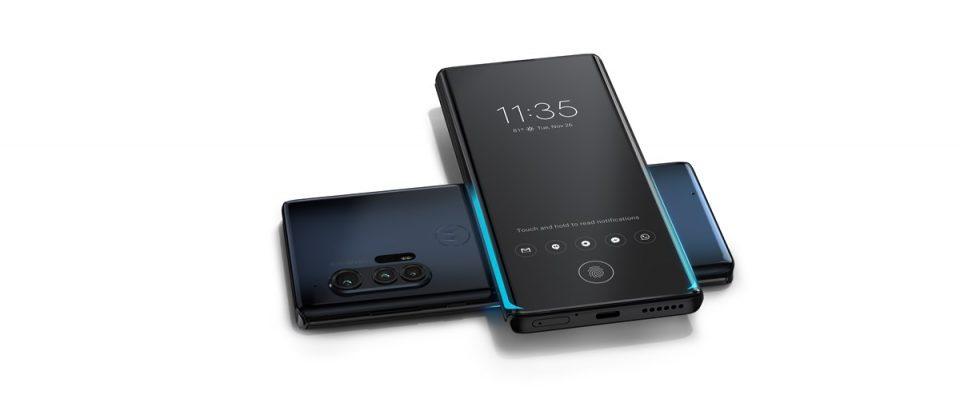 Motorola Edge Plus – flagship cu Qualcomm Snapdragon 865, Wi-Fi ax şi înregistrare 6K