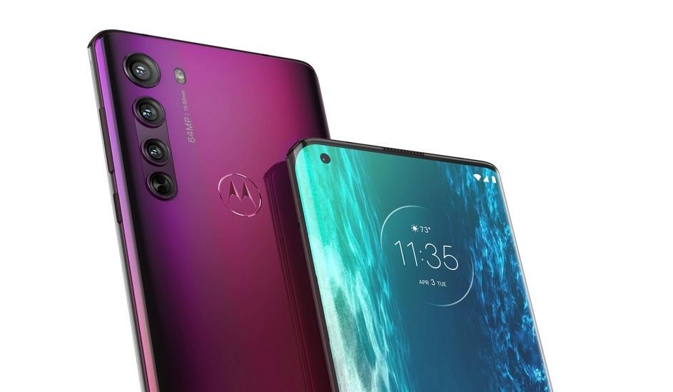 Motorola Edge – display curbat Endless Edge, procesor Qualcomm Snapdragon 765G şi conectivitate 5G