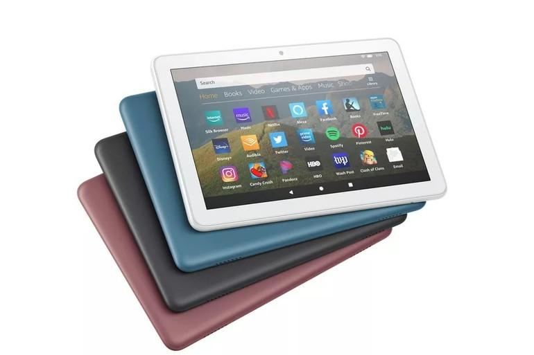 Amazon lansează noua serie de tablete Fire HD 8