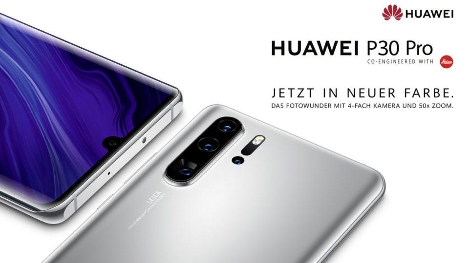 Huawei P30 Pro New Edition a fost lansat oficial cu suita de aplicaţii Google preinstalată şi preţ pe măsură