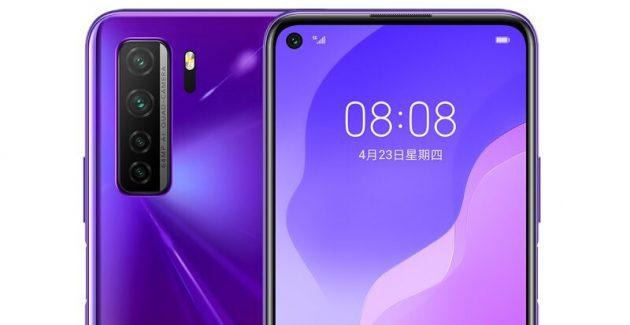 Huawei pregăteşte lansarea în Europa a smartphone-ului Huawei P40 Lite 5G