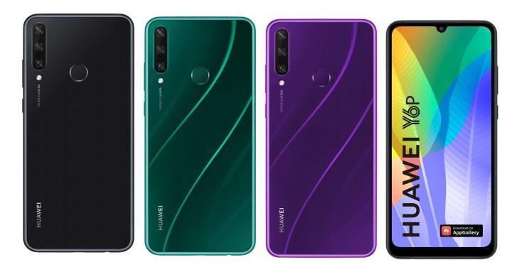 Noutăţi Huawei în România: Huawei Y5P, Y6P şi MatePad T8
