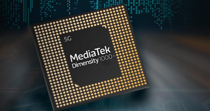 MediaTek Dimensity 1000+ este cel mai puternic procesor al producătorului taiwanez