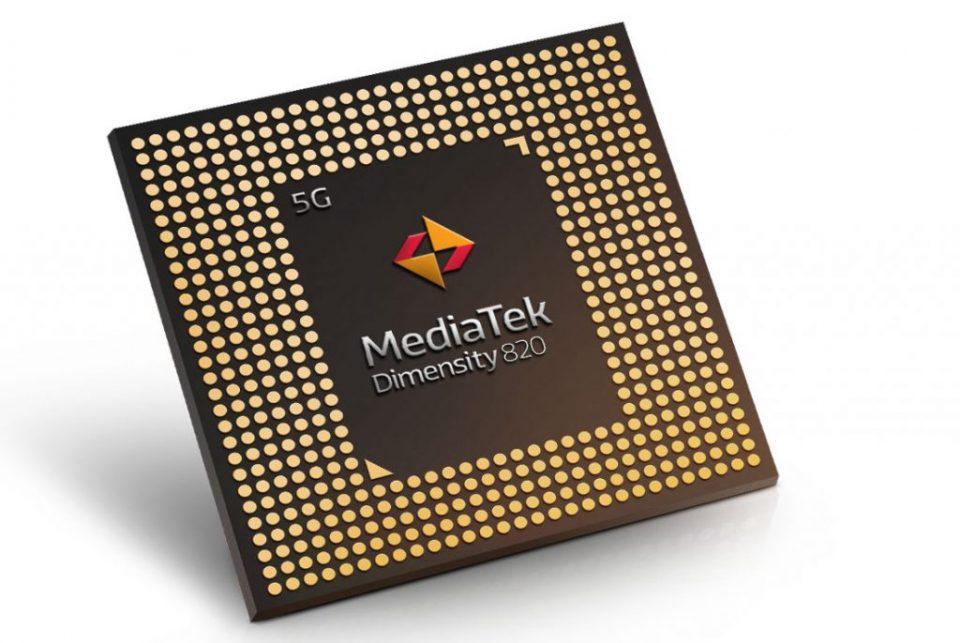 MediaTek Dimensity 820 5G – procesor mid-range cu conectivitate 5G şi suport pentru display-uri la 120Hz