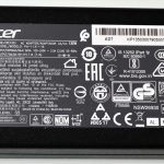Adaptor alimentare Notebook gaming Acer Nitro 7 AN715-51