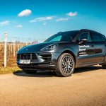 Porsche Macan Turbo 2020