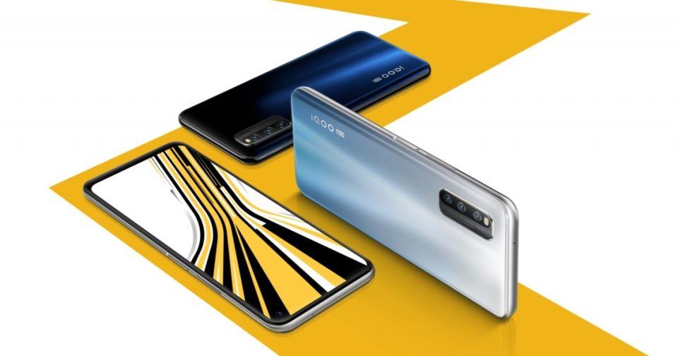 Vivo iQOO Z1 – primul smartphone cu MediaTek Dimensity 1000+